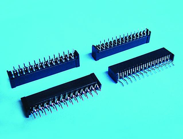 FPC 1.25mm pitch 單面接觸 DIP180度